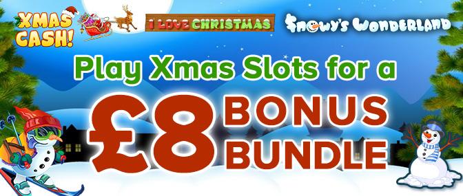 Xmas games for £8 Bonus Bundle