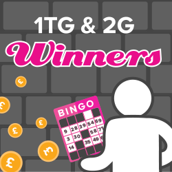 1TG & 2TG Players Win Money Too!