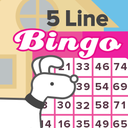 All About The 5-Line Bingo Game