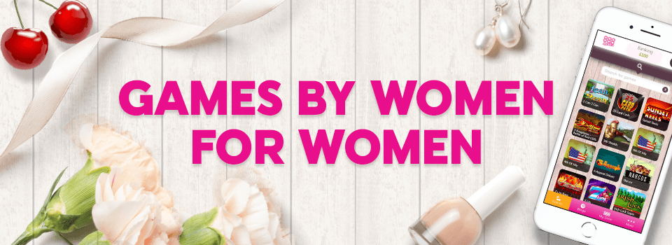 bingo and slots games for women