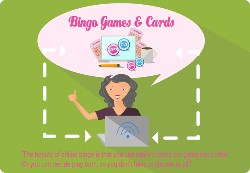 Bingo Games And Cards