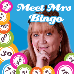 Meet Mrs. Bingo
