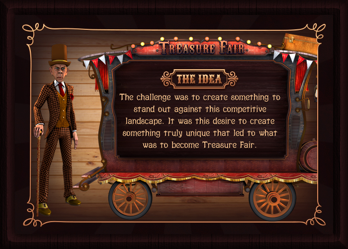 Treasure Fair The Idea