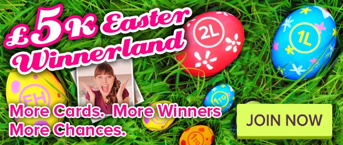 5K Easter Winnerland